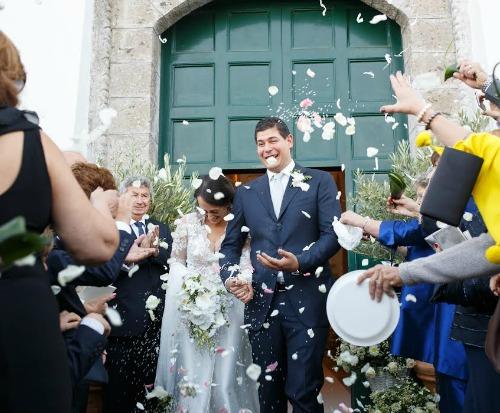 Fotografo di matrimonio a Capri